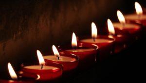 Неделя памяти жертв Холокоста.