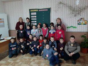 В гимназии с 16.12.2019 по 20.12.2019 прошла неделя Начальных классов!!